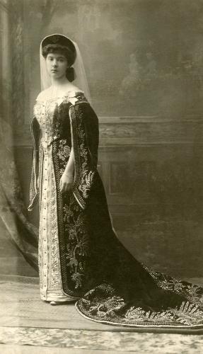 Countess Olga Hendrikoff