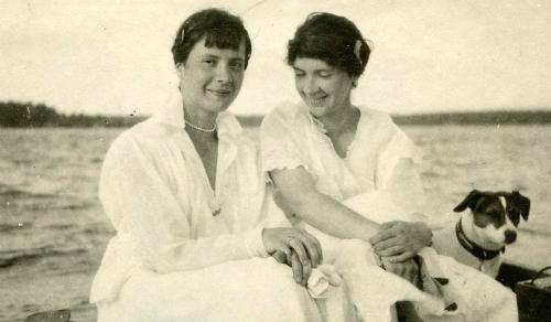Finland 1917 Ella is engaged