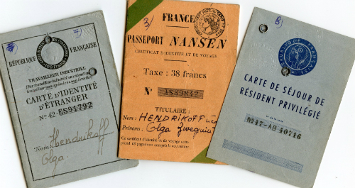 Passports & Papers