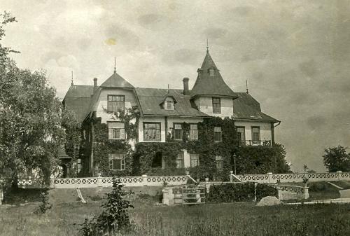 Petrovskoye 1913