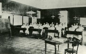 Smolny Classroom 1910